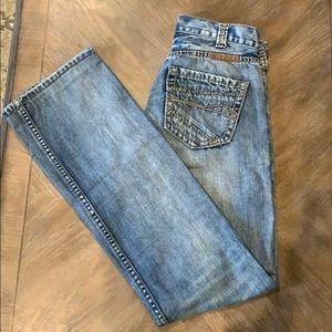 Men's B Tuff bootcut jeans